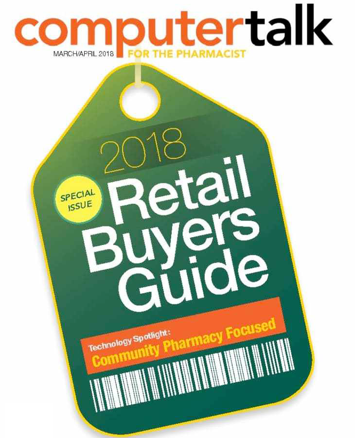 Micro Merchants Systems featured in Computer Talk's Pharmacy Buyers Guide