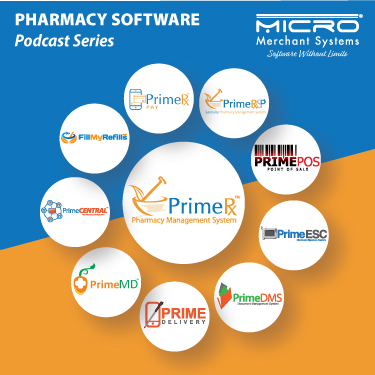 The Pharmacy Software Podcast Series: Micro Merchant Systems (03)