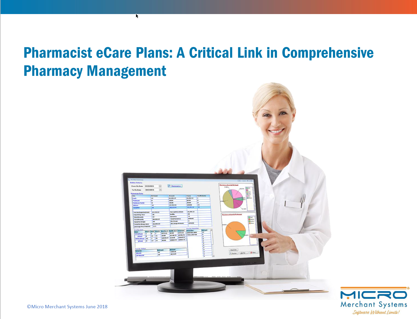 Pharmacist eCare Plans: A Critical Link in Comprehensive Pharmacy Management
