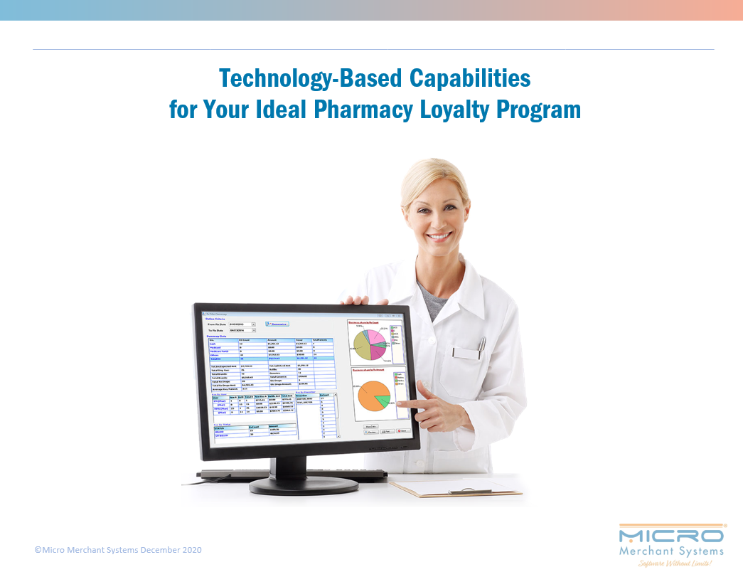 Technology-Based Capabilities for Your Ideal Pharmacy Loyalty Program